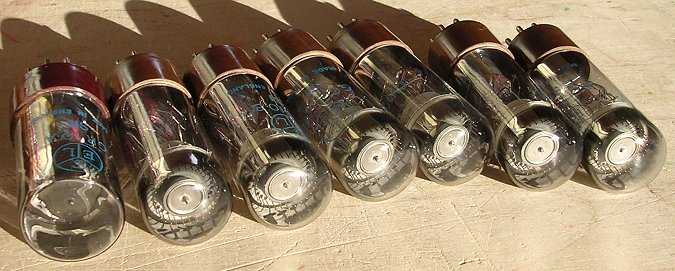 7a056fc95 My set of decatron tubes consisting of three GC10B
