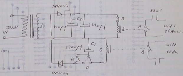 a simple lamp switch