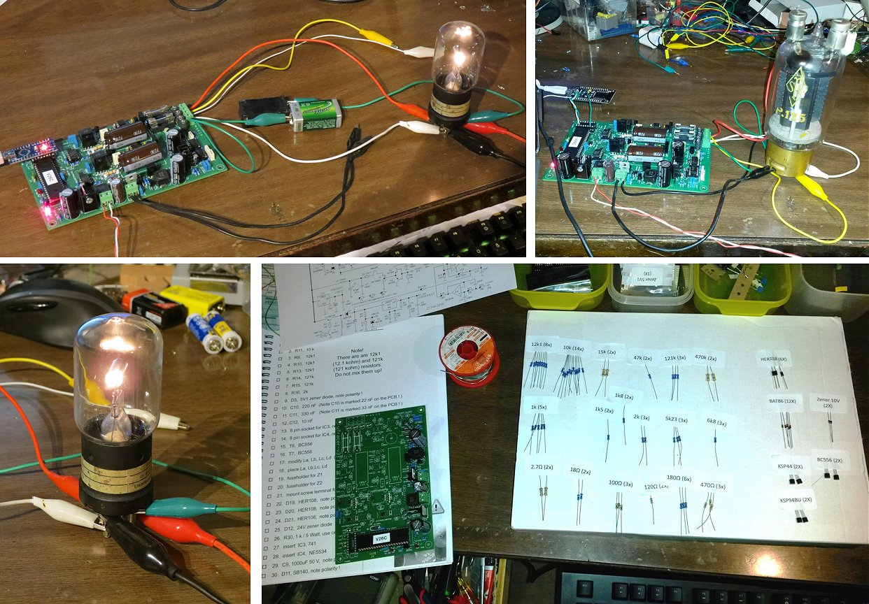 The Utracer A Miniature Tube Curve Tracer Tester Nixie Mini Wiring 2nd Of February 2018 Georg Has Been Testing Some Ancient Tubes And Made Himself Positive Grid Bias Only Works For Very Low Currents
