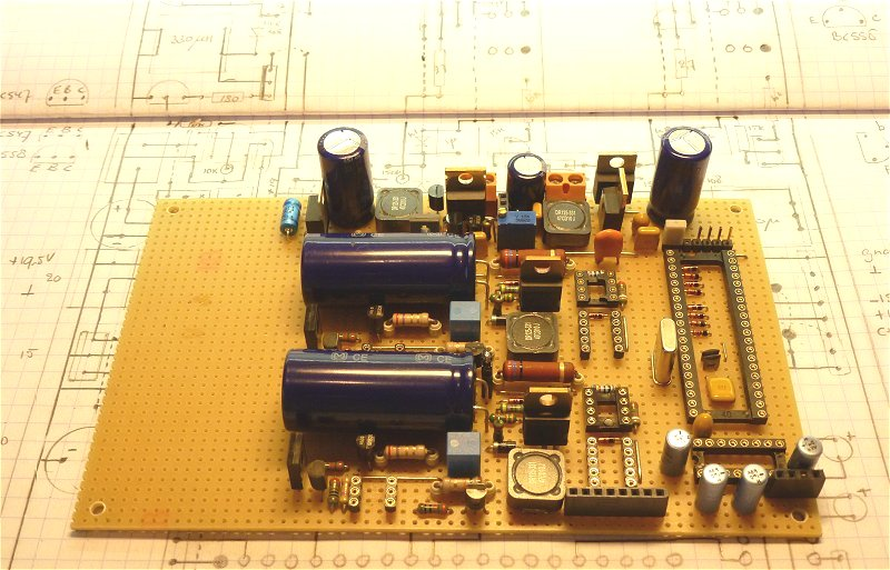 The uTracer V3, a miniature Tube Curve Tracer